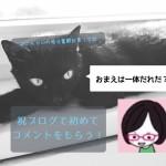祝!アラサー婚活ブログ「Yokota@Blog」に初めてコメントが来た!
