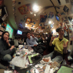 大阪梅田の二次会は「秘密基地駄菓子バーA−55」で決まり!懐かしさ全開で急速に仲良くなれる! 関西旅その3