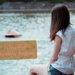 婚活2度目の夏がやって来ました、待ち人はまだ来てません(汗)2016年7月度(婚活13ヶ月目)
