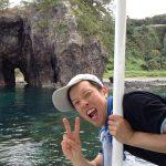 【能登半島国定公園】能登金剛「巌門」の絶景が爽快すぎ!遊覧船でハッスルしまくった件