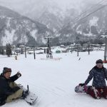 【石川県の冬の出会い】白山一里野温泉スキー場でらぶどゲレンデコンの下見をしてきたぞ!