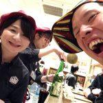 「DAIGOもうまうい〜っしゅ♡」金沢駅内で手軽にお安く立ち飲み!金澤地酒蔵で一杯!
