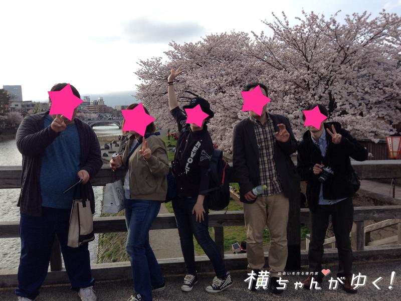 お花見16