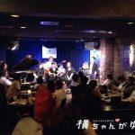 金沢片町JAZZBAR RIVERSIDE(リバーサイド)でライブにうっとり #momoholic(モモホリック)