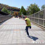 【金沢市 / 運動公園】内川スポーツ広場、快晴で超気持ち〜!サイクリング最高じゃ〜!