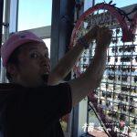 【小矢部市パワースポット】クロスランドおやべ、恋人の聖地「ハートアイランド」へゆく!