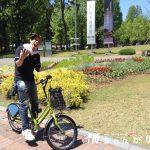 【金沢市レンタサイクル初体験!】「まちのり」自転車サイクリングが便利&ウルトラ爽快だぜ〜!