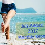 まさかの運命の出会いが、、、何も言えなくて夏! 2017年7, 8月度(婚活25, 26ヶ月目)
