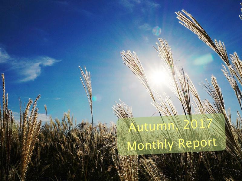 月間報告9月