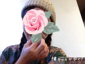 薔薇のしずく初日