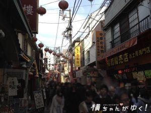 薔薇部中華街3