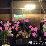 【金沢市駅西本町 2次会・貸切パーティー等】夜はスクランブルで、豪華にらぶど新年会2018!