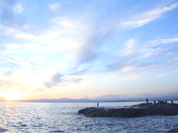 江の島ビーチ