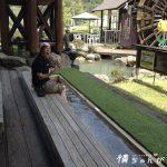 【富山県砺波市 足湯】庄川水記念公園ウッドプラザにある足湯へGo〜!リベンジ完了なり!