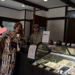 【金沢市ひがし茶屋街 甘味カフェ】「茶ゆ」でオリジナルジェラートアイスで幸せのひと時〜♪