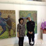 【金沢市 / 市民芸術村アート工房】GWは躍動感に溢れたアートの数々を鑑賞!サッカー日本代表、ガンバレ♪