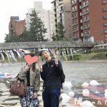 【金沢市ひがし茶屋街そば GWイベント】浅野川・鯉流しに行ってきたよ!恋こ〜い♪