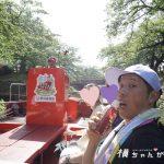 【富山県富山市 遊覧船】あ〜、幸せ! 松川遊覧船で新緑の富山城下をゆらりんこ〜♪