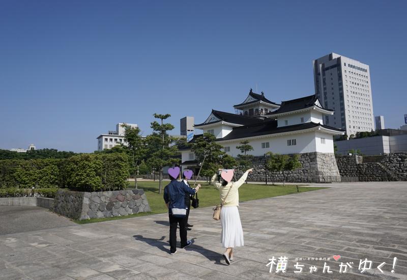 富山城19
