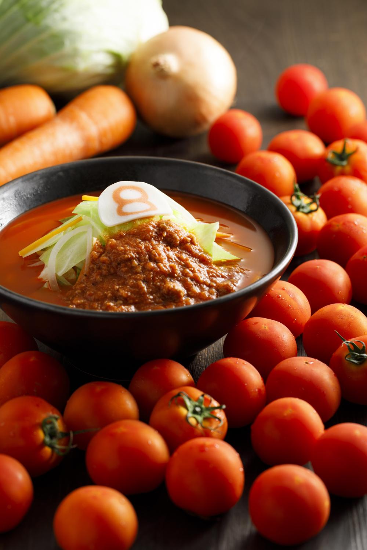 tomatoラーメン2
