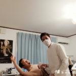 【石川県野々市市 メンズ脱毛nagomi体験談②】脇毛(ワキ毛)vs横ちゃん